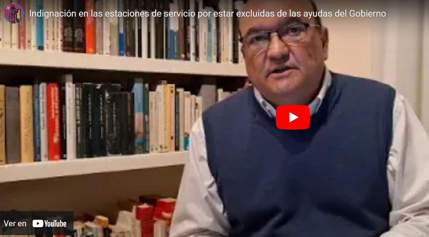 Declaraciones Víctor García Nebreda, secretario general